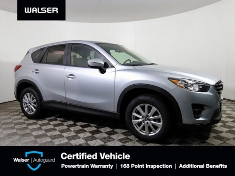 Pre-Owned 2016 Mazda CX-5 TR AWD NAV HTDSEAT