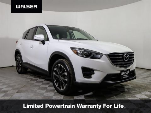 Pre-Owned 2016 Mazda CX-5 GT AWD TECH NAV MR