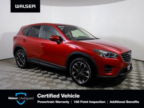 Pre-Owned 2016 Mazda CX-5 GT TECH AWD