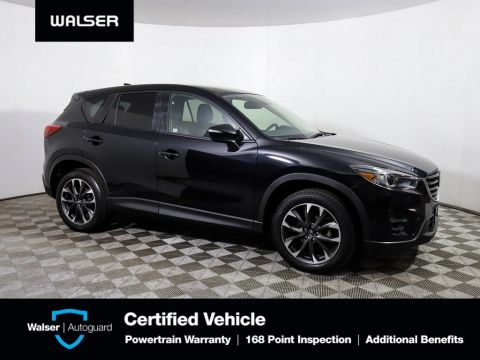 Pre-Owned 2016 Mazda CX-5 GT AWD TECH IACTIV