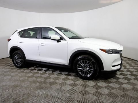 Certified Pre-Owned 2018 Mazda CX-5