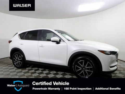 Pre-Owned 2018 Mazda CX-5 TR AWD HTDSEATS
