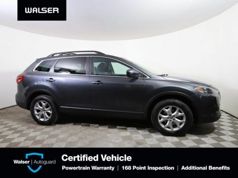 Pre-Owned 2015 Mazda CX-9 Touring Technology