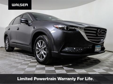 Certified Pre-Owned 2018 Mazda CX-9 Touring Backup Camera
