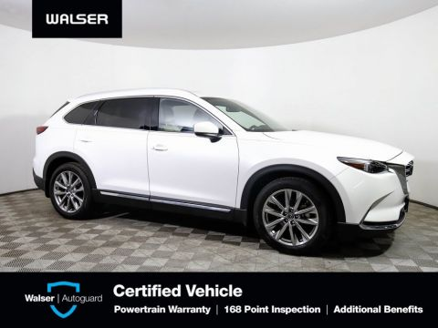 Pre-Owned 2017 Mazda CX-9 GT AWD NAV BOSE MR