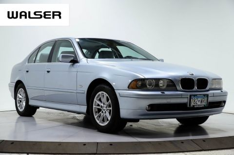 Pre-Owned 2003 BMW 5 Series 525iA 4dr Sdn 5-Spd Auto